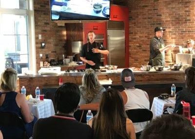 duck schools with chefs